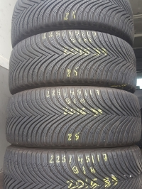 Michelin Alpin A5 91H(2016.33) 225/45 R17