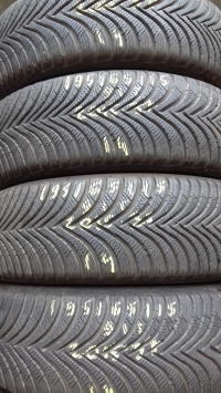 Michelin Alpin A5 91T(2015.37) 195/65 R15