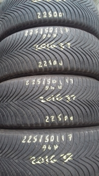 Michelin Alpin A5 94H(2016.37) 225/50 R17