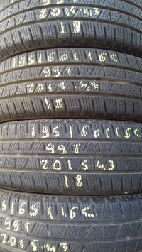 Pirelli Carrier Winter 99T(2015.43) 195/60 R16