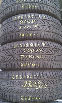 Good-Year Ultra Grip 8 98H XL(2014.40) 225/50 R17
