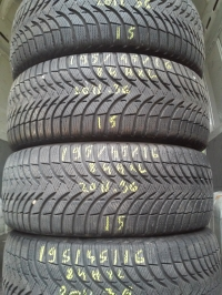 Michelin Alpin A4 84H XL(2011.36) 195/45 R16