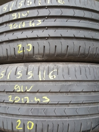 Continental ContiPremiumContact 5 91V(2017.43) 205/55 R16