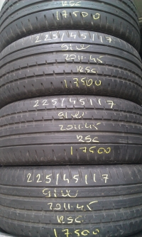 Continental Sport Contact 2 91W RSC(2011.45) 225/45 R17