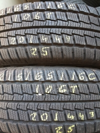 Hankook Winter RW06 106T(2017.47) 215/65 R16C