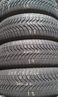 Michelin Alpin A4 91T(2011.26) 205/55 R16