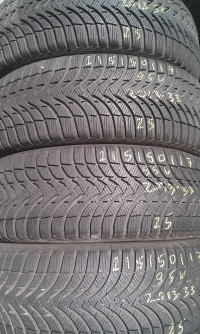 Michelin Alpin A4 95V XL(2013.33) 215/50 R17