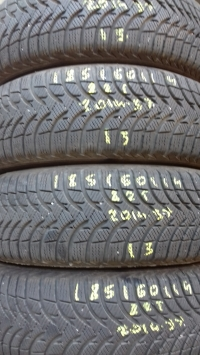 Michelin Alpin A4 82T(2014.37) 185/60 R14