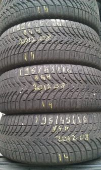 Michelin Alpin A4 84H(2012.08) 195/45 R16