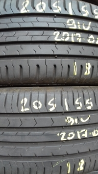 Continental ContiEcoContact5 91V(20107.08) 205/55 R16