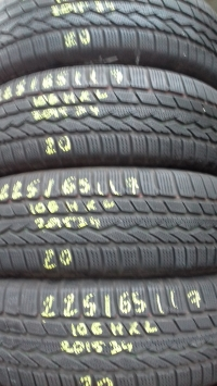 General (Continental) Snow Grabber 106H XL(2015.34) 225/65 R17