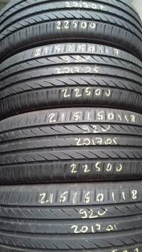 Toyo Proxes R40 92V(2017.05) 215/50 R18