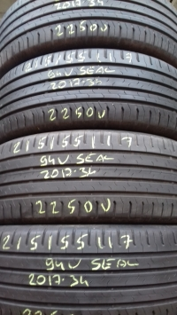 Continental ContiEcoContact5 94V SEAL(2017.43) 215/55 R17