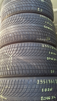 Michelin Latutude Alpin 107V(2016.24) 295/35 R21