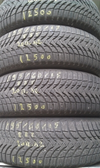 Michelin Alpin A4 88T(2011.42) 195/60 R15