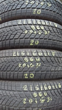 Good-Year Ultra Grip Performance GEN-1 96H(2016.31) 215/60 R17