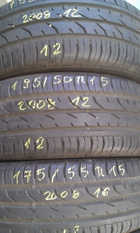 Continental ContoPremium Contact 2 77T(2008.16 175/50 R15
