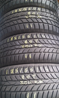 Hankook Winter Icept RS 80T(2011.26) 185/55 R14