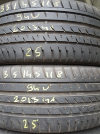 Continental ContiSportContact3 94V(2013.41) 235/45 R18