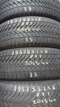 Michelin Alpin A4 87T(2013.40) 195/55 R16