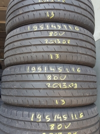 Continental ContiSportContact3 80V(2013.08) 195/45 R16