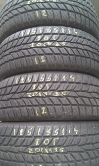 Hankook Winter Icept RS 80T(2013.35) 185/55 R15