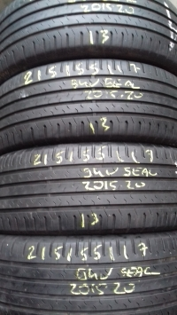 Continental ContiEcoContact5 94V SEAL(2015.20) 215/55 R17