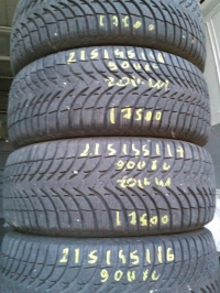 Michelin Alpin A4 90H XL(2011.41) 215/45 R16