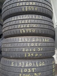 Pirelli Carrier Winter 103T(2016.32) 215/60 R16C