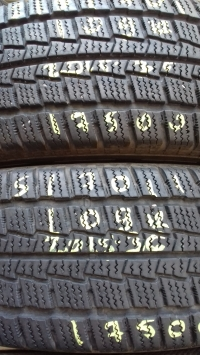 Hankook Winter RW06 109R(2015.36) 215/70 R15C