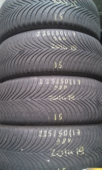 Michelin Pilot Alpin A5 98H XL(2014.19) 225/50 R17