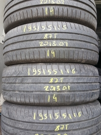 Michelin Energy Saver 87T(2013.07) 195/55 R16