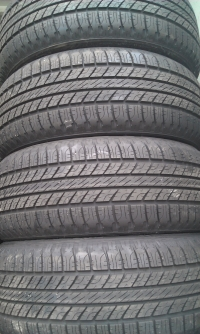 Good-Year Wrangler HP All Weather 111V 255/55 R19