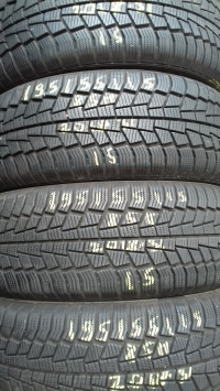 General (Continental) Altimax Winter 3 85H(2018.31) 195/55 R15