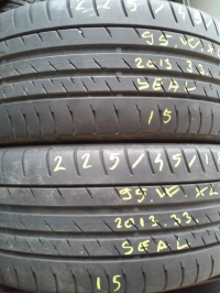 Continental ContiSportContact3 95W XL SEAL(2013.33) 225/45 R18