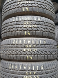 General (Continental) Snow Grabber 98T(2013.35) 215/65 R16