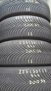 Michelin Alpin A5 94H(2015.34) 225/50 R17