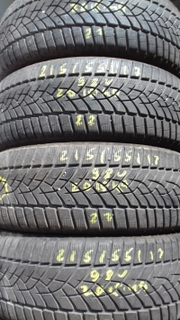 Good-Year Ultra Grip Performance 98V(2015.49) 215/55 R17