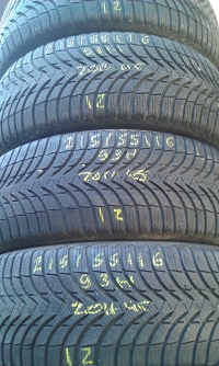 Michelin Alpin A4 93H (2011.45) 215/55 R16