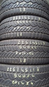 General (Continental) Altimax Winter Plus 94H XL(2014.24) 225/45 R17