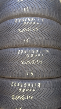 Michelin Alpin A5 98H XL(2016.14) 225/50 R17