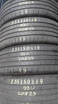 Continental ContiSportContact5 99V(2018.29) 235/50 R19