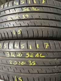 Continental ContiSportContact3 94W SEAL(2010.39) 235/45 R17