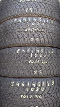 Kumho WinterCraft WP71 102V (2017.22) 245/45 R19