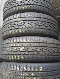 Hankook Winter I Cept EVO 100H(2015.32) 235/55 R18