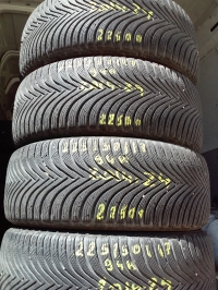 Michelin Alpin A5 94H(2014.24) 225/50 R17