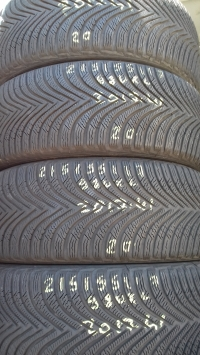 Michelin Alpin A5 98V XL(2017.41) 215/55 R17