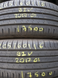 Continental ContiEcoContact5 92H(2017.01) 205/60 R16