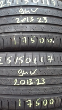 Continental ContiEcoContact5 94V(2013.03) 225/50 R17