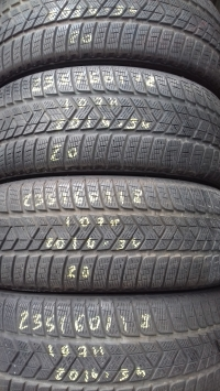 Pirelli Scorpion Winter 107H(2014.34) 235/60 R18